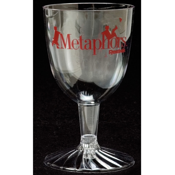 Promotional Wine glass -5 oz