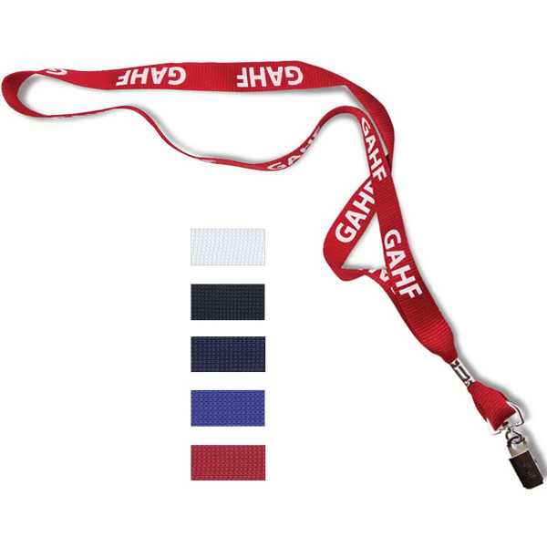 Printed Factory Direct Lanyard
