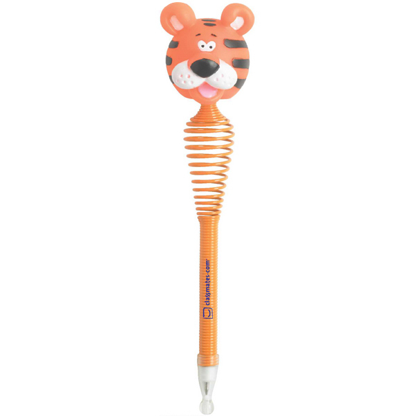 Custom Tiger Pen