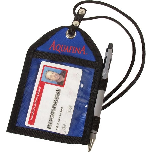 Personalized ID Pouch