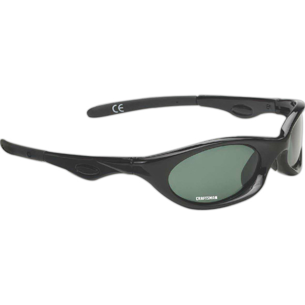 Personalized Vision Wrap Sunglasses