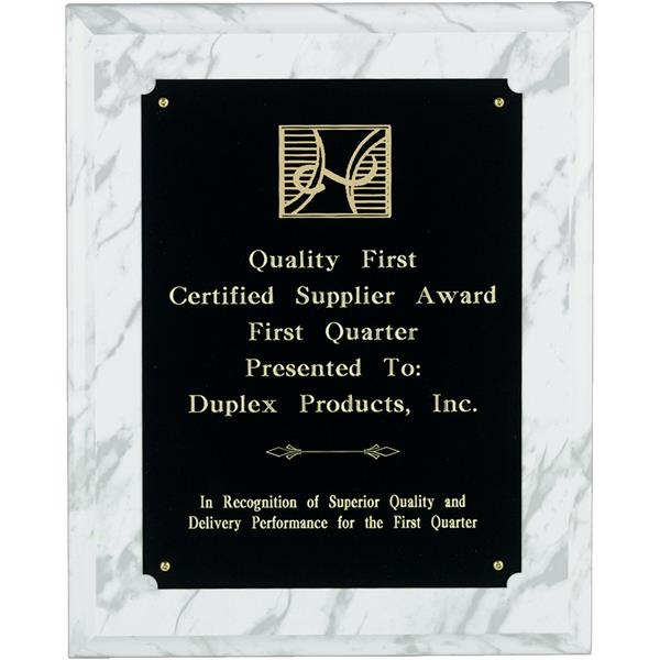 Promotional Wood Plaque
