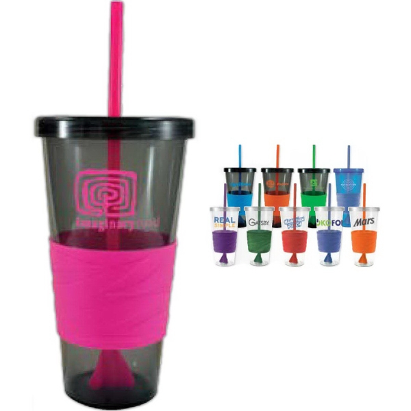 Customized 24 oz Revolution Tumbler