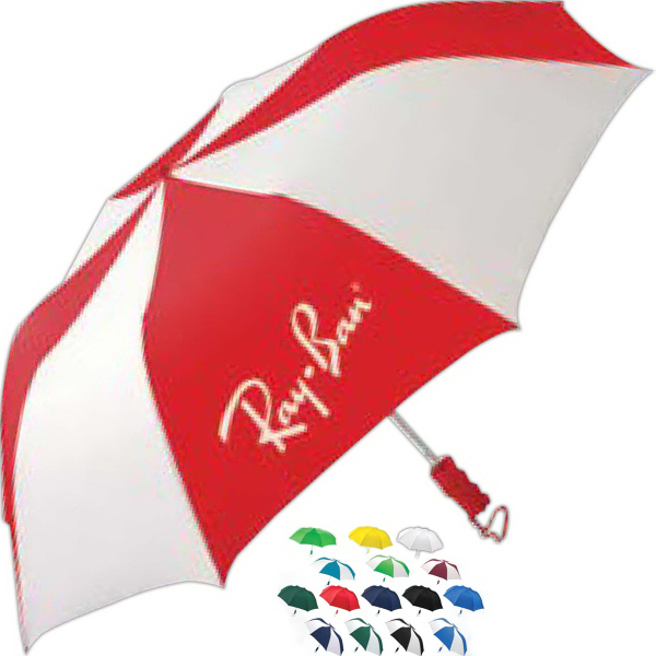 Promotional Forecaster Auto Open Folding Umbrella