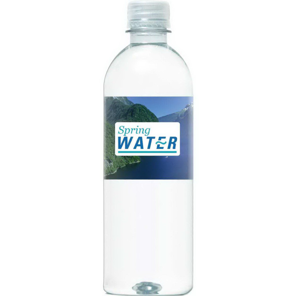 Personalized 16.9 oz Aquatek bottled water
