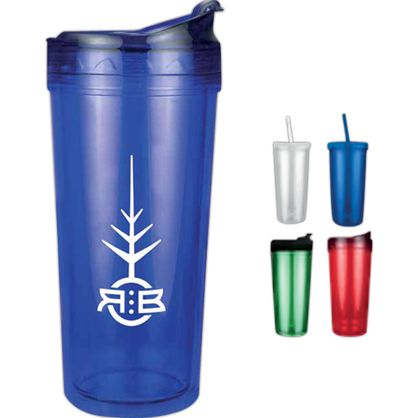 Personalized 16 oz Jewel Niagara Insulated Tumbler