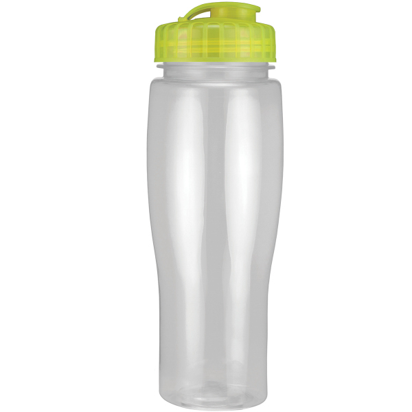 Personalized 24 oz Translucent Contour Bottle