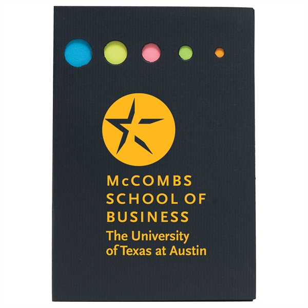 Custom Universal Sticky Note Booklet