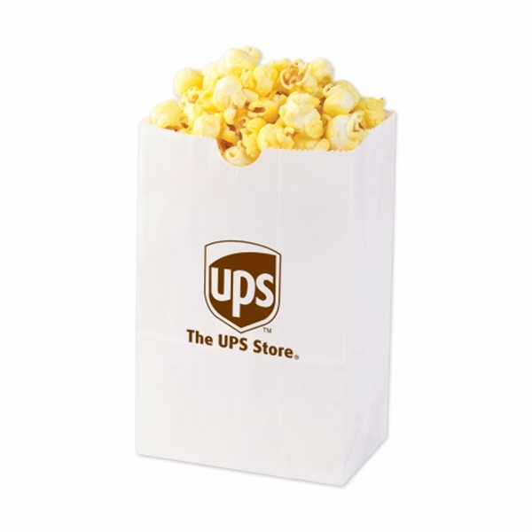 Promotional Small Empty Popcorn Bag