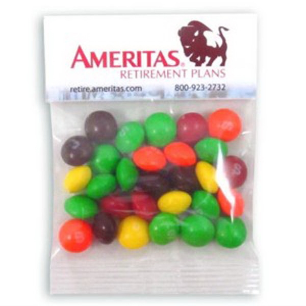 Customized 1 oz Skittles (R) / Header Bag