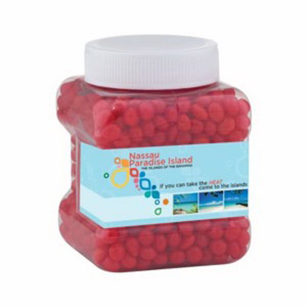 Personalized Easy Grip Container / Red Hots (R)