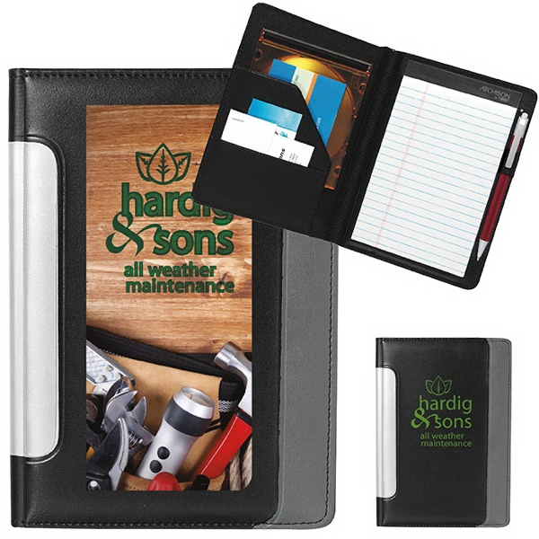 Personalized K Street Jr. Writing Pad