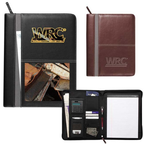 Personalized Monticello Padfolio