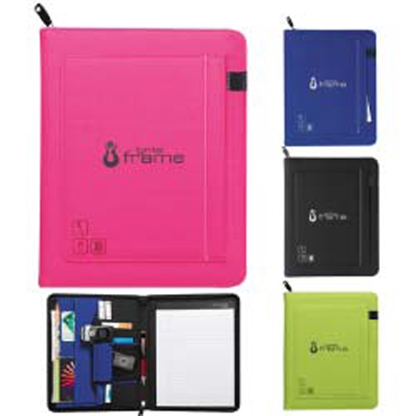Personalized Iconic Padfolio