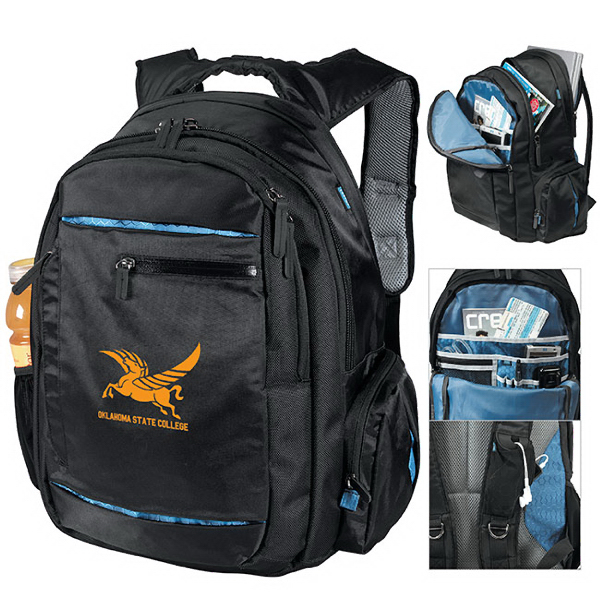 Promotional Odysseus Business Computer Backpack