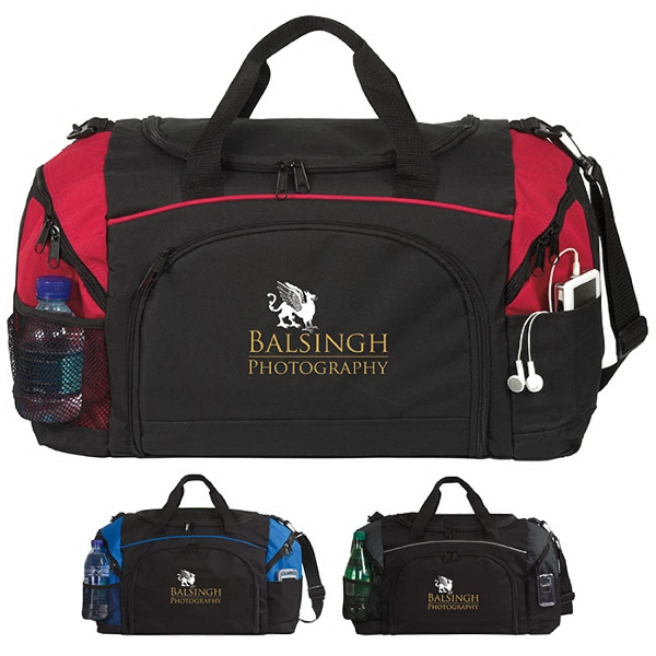 Customized Perfect Score Duffel