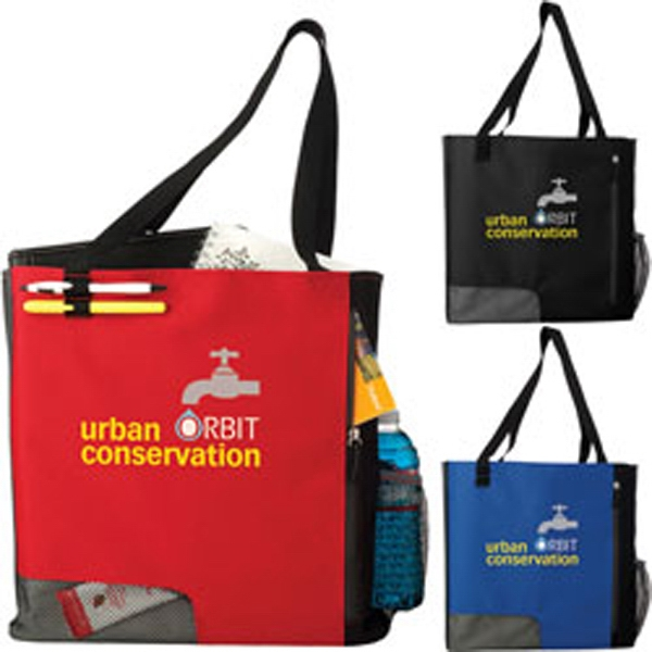 Custom City Tote