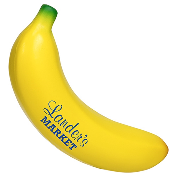 Printed Banana Stress Reliever