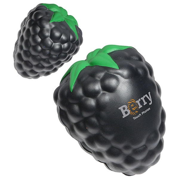 Personalized Blackberry Stress reliever