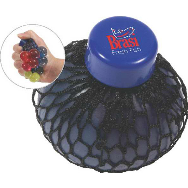 Customized Blossom Bomb Mesh Squeezer Stress Reliever
