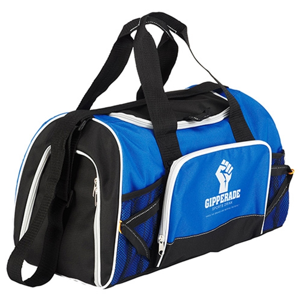 Promotional Marathon Sports Duffel Bag