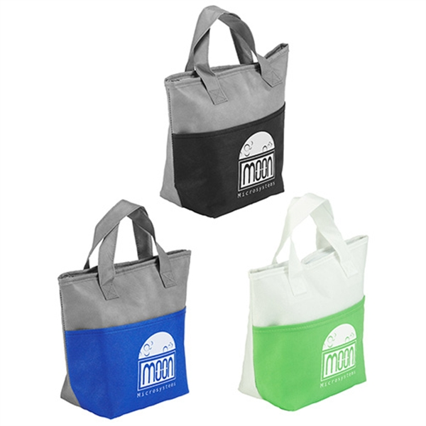 Personalized Santa Ana Insulated Snack Tote