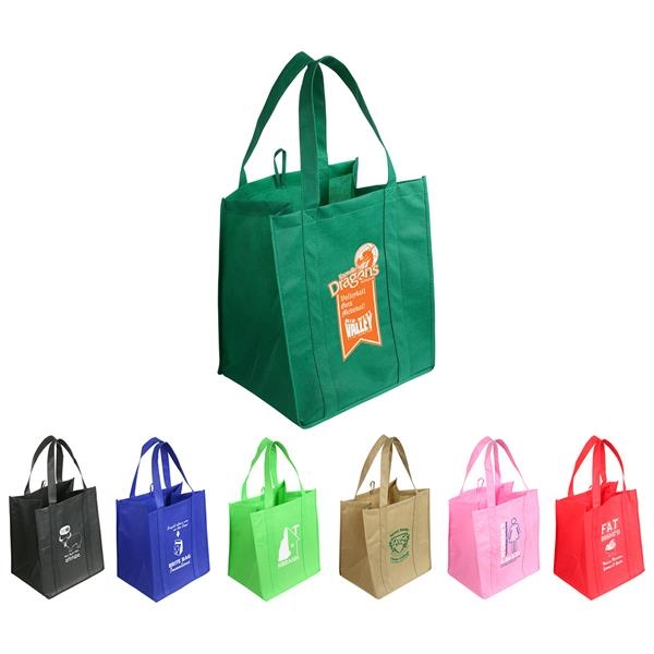 Customized Sunbeam Jumbo Shopping Bag