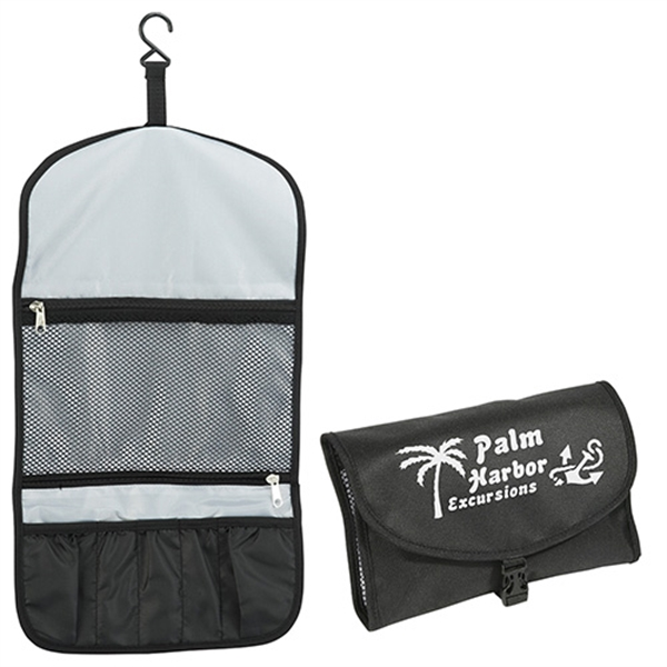 Printed Tradewinds Travel Toiletry Bag