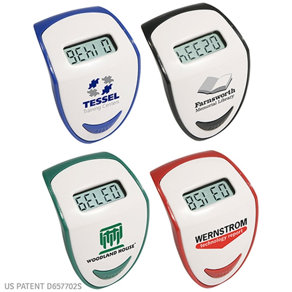Personalized Step Hero Pedometer