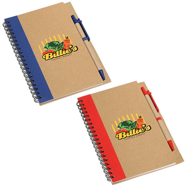 Promotional Promo Write Recycled Notebook