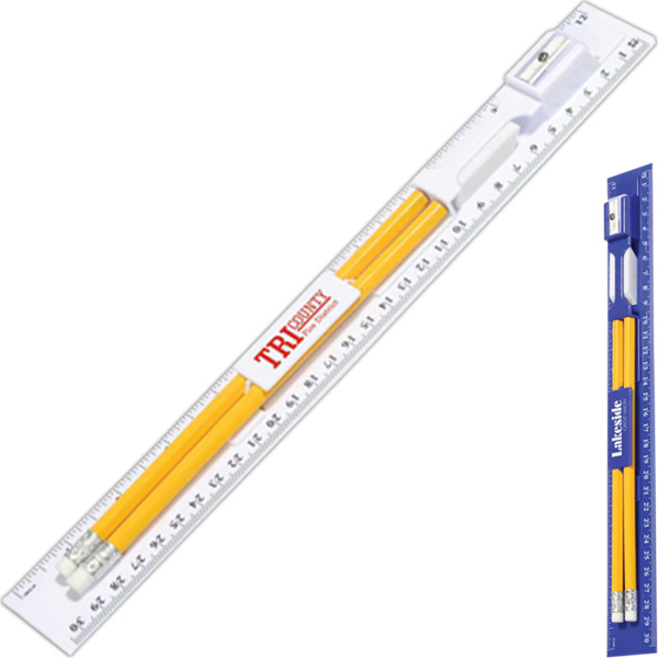 Customized Writing Ruler Kit