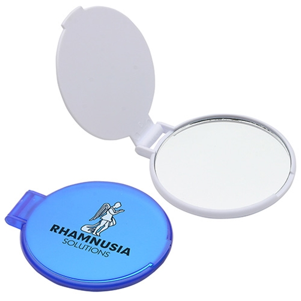 Personalized Ultra Thin Pocket Mirror