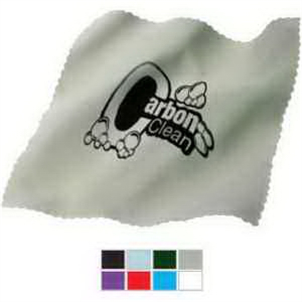 Promotional Soft Touch Microfiber Cleaning Cloth