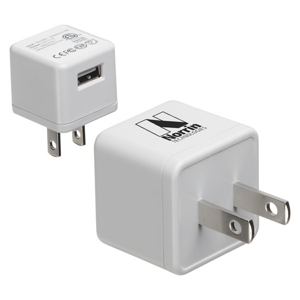 Customized Compact AC- TO- USB Adapter