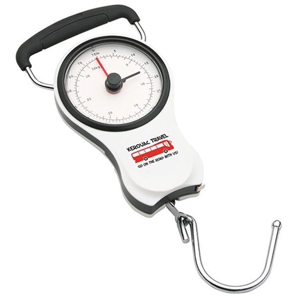 Personalized Weigh Cool Portable Luggage Scale