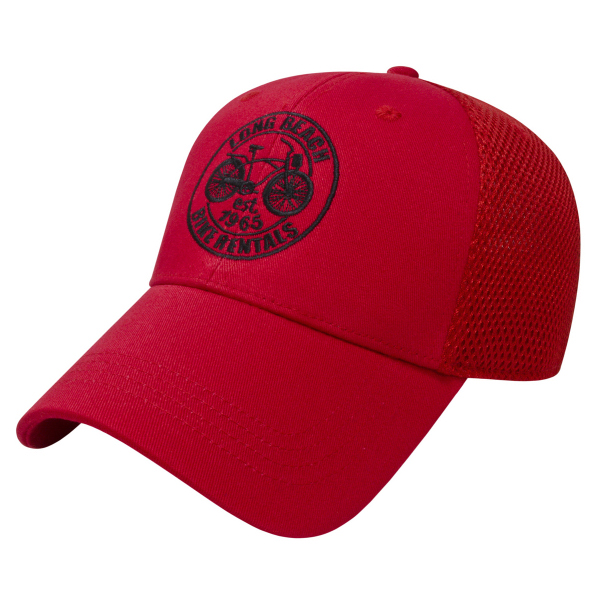 Customized Double Layer Mesh Cap