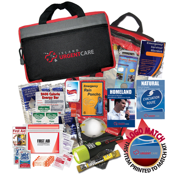Promotional Disaster Kit 1 Person 2 Day
