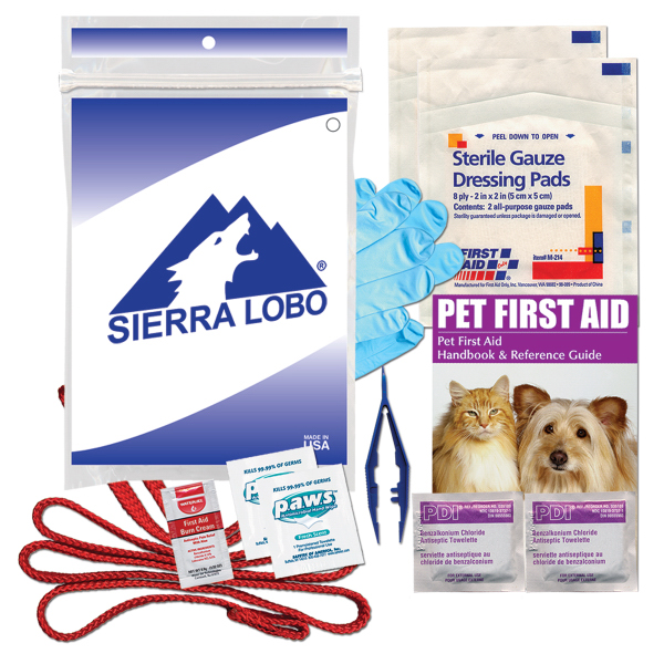 Personalized Pet First Aid Kit