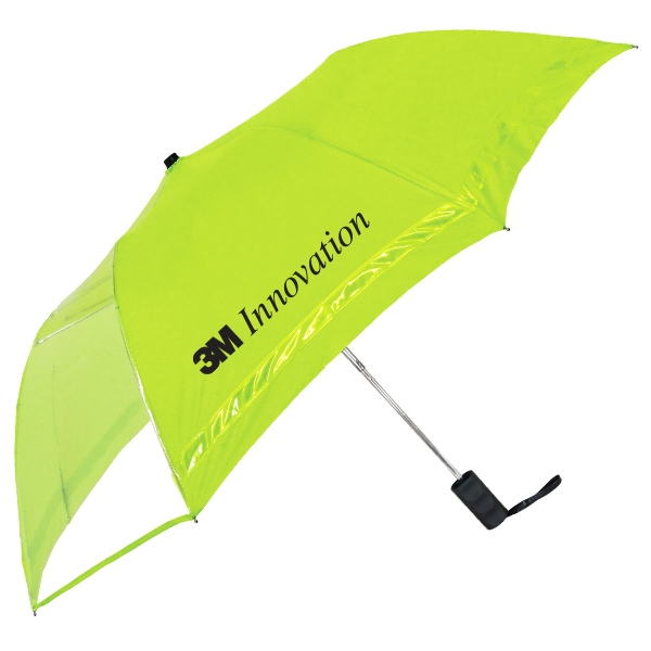 Custom Folding Safety Umbrella (TM)