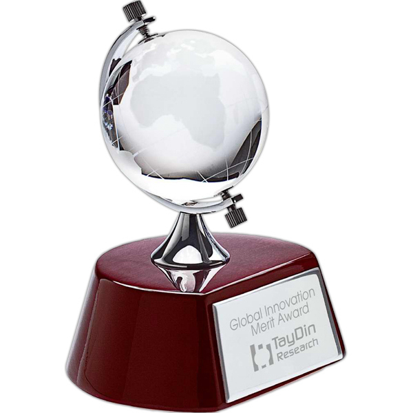 Customized Globe award