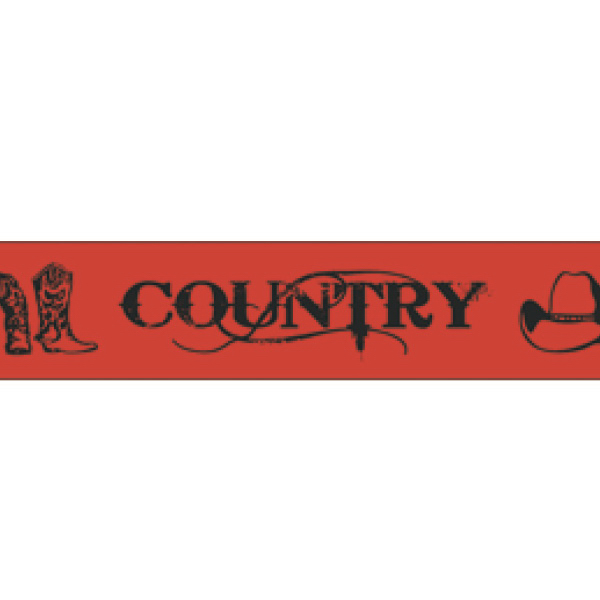 Printed Country Wristband