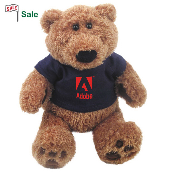 Printed Gund (R) plush teddy bear
