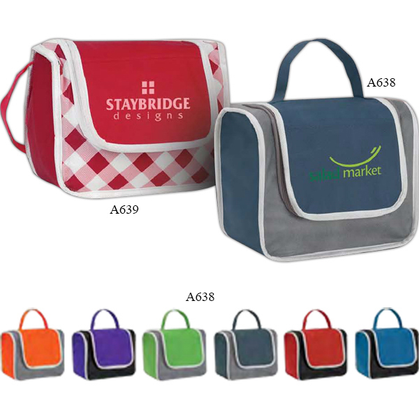 Customized Poly Pro Lunch Box