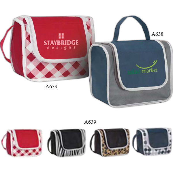 Customized Poly Pro Printed Lunch Box