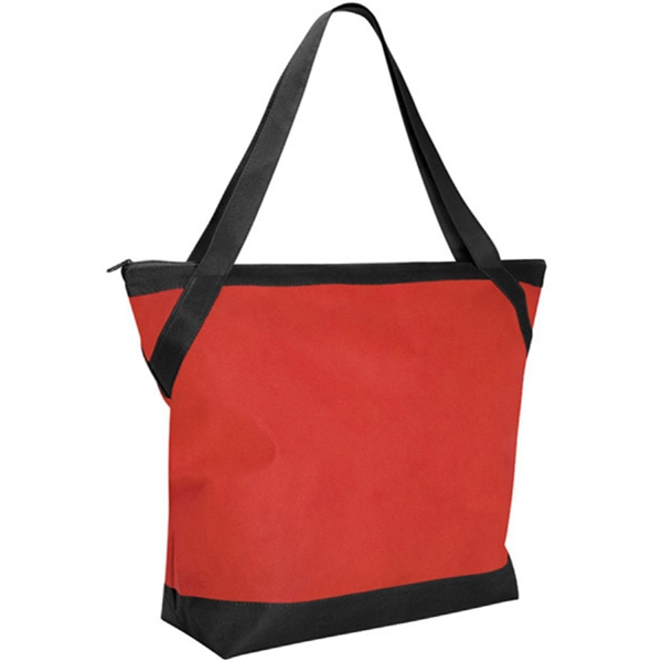 Imprinted Poly Pro Riviera Tote