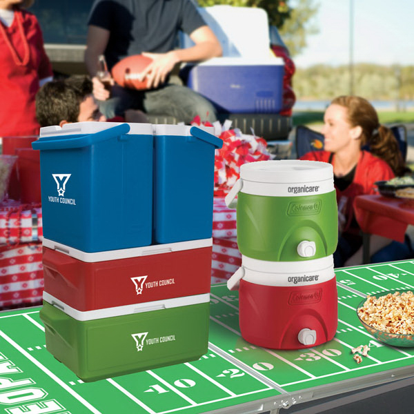 Customized Coleman (R) 20 Can Party Stacker Cooler