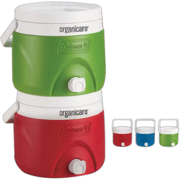 Custom Coleman (R) 2-Gallon Party Stacker Jug