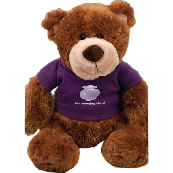 Promotional Chelsea Plush Tucker Teddy Bear
