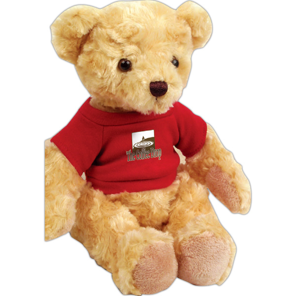 Promotional Chelsea Plush Honey Bear Teddy Bear