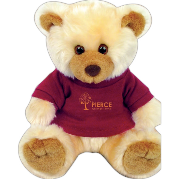 Custom Chelsea Plush Max Teddy Bear